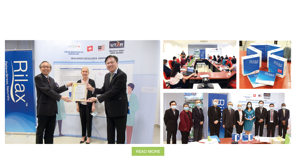 Ambassador of Switzerland congratulates Utar and LiveLife for their successful cooperation